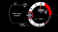 Hybrid Lexus LC500h Coupe Shows How Its Weird CVT Works Under Full Load
