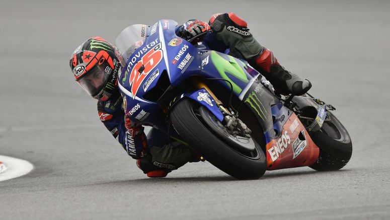 Movistar Yamaha Make Ready for Final 2017 MotoGP Race