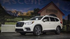 2019 Subaru Ascent Looks Underwhelming In The Flesh And That's Probably Great For Sales