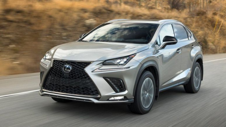 Review: The Updated 2018 Lexus NX 300 & NX 300h