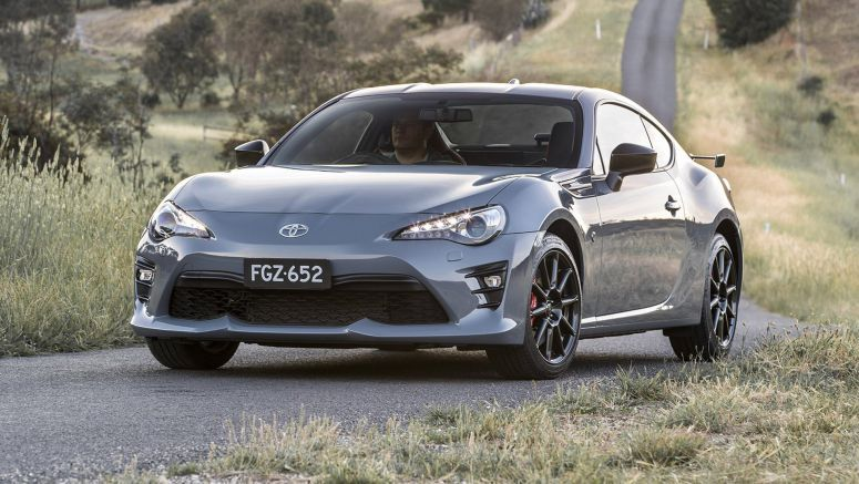 2018 Toyota 86 updates announcedNew performance kit available, navigation standard across the range