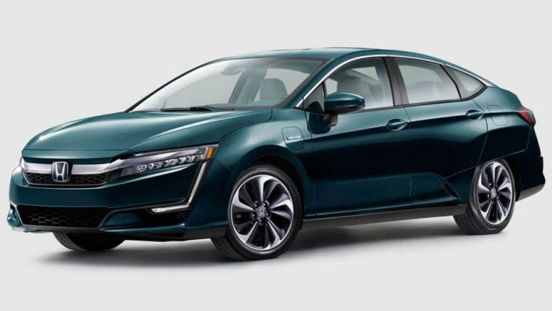 Honda Clarity Walks Home With 2018 Green Car Of The Year Award