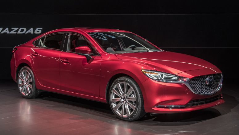 AWD Mazda6 or Mazda3? That could be a thing, but there's a problem