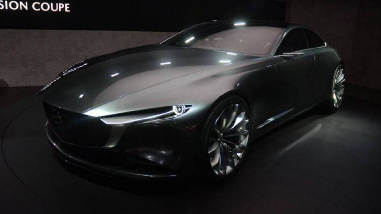 Mazda Vision Coupe Could Convince Americans To Buy Sedans Again