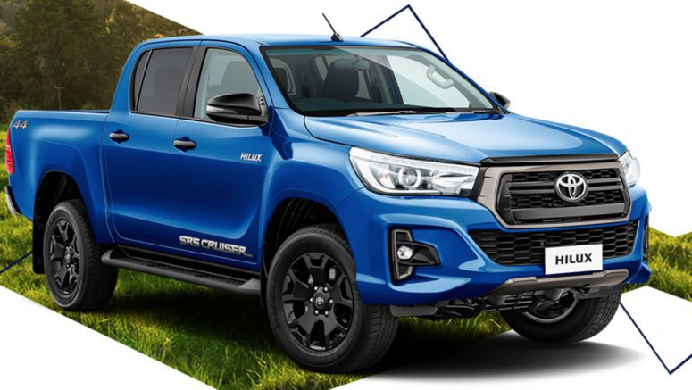 Toyota HiLux SR5 Cruiser bound for NZ, no word on Australia