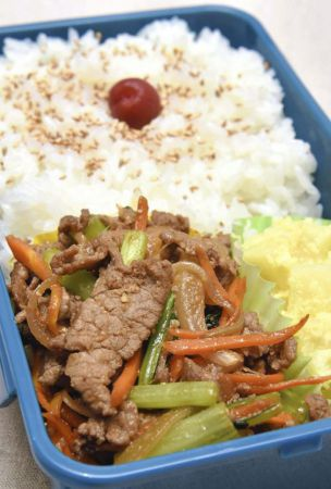 Bento booster / Tips for meat-based bento fillers