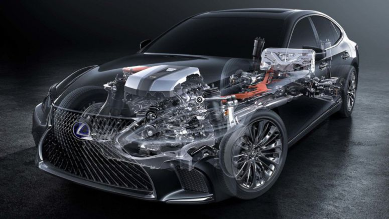 Lexus Tech: Inside the Multi-Stage Hybrid System