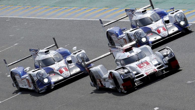 Toyota to chase Le Mans title again in 2018-19