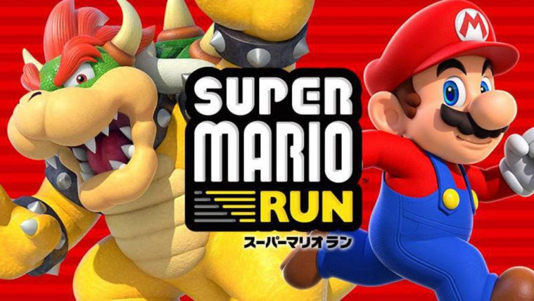 Super Mario Run Is One Of Google's Most Popular New Games Of 2017