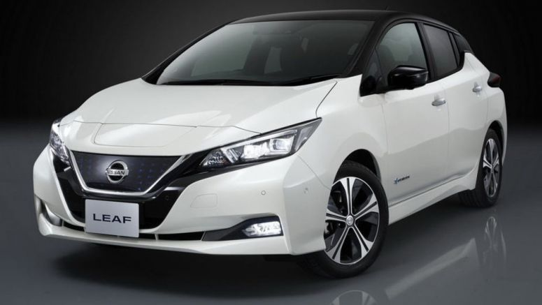 Limited Nissan Leaf 2.Zero Launch Edition For £339 Per Month In The UK