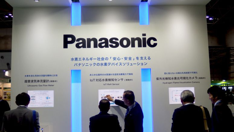 Panasonic Announces 3 Kinds of Sensors for 'Hydrogen Society'