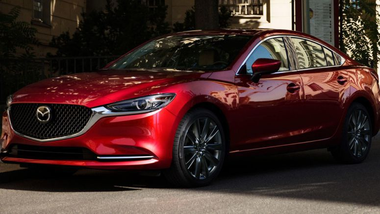 Is An All-Wheel Drive Mazda6 Coming To U.S.? NHTSA Says So