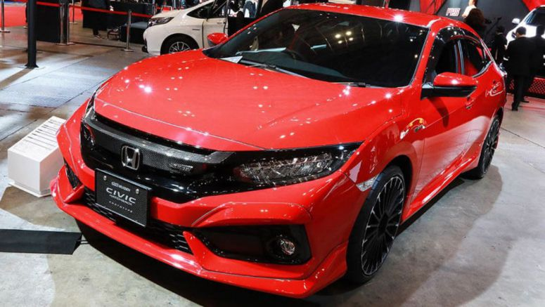 Mugen's Take On The Base Civic Hatch Is Subtle Yet Still Stands Out