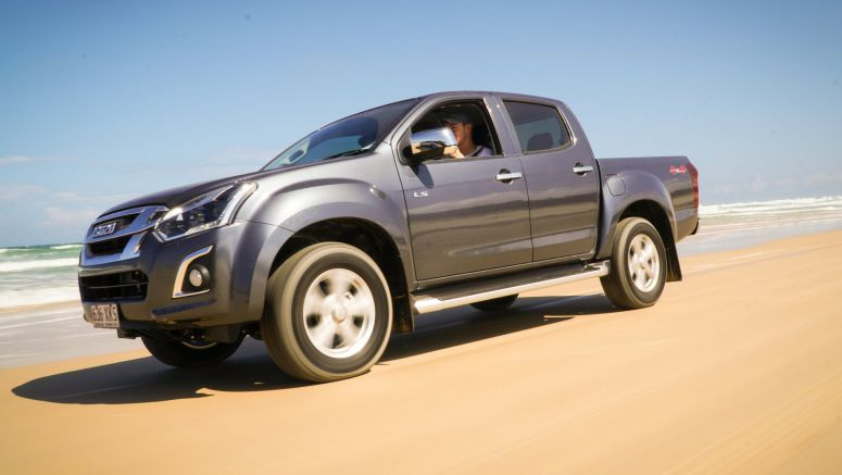 Isuzu Ute marked ninth straight year of growth in 2017
