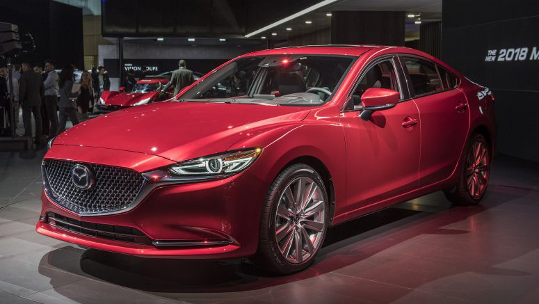 Mazda6 AWD: More evidence surfaces