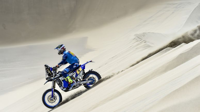 Van Beveren Claims Runner-Up Result In Dakar Rally's Opening Stage