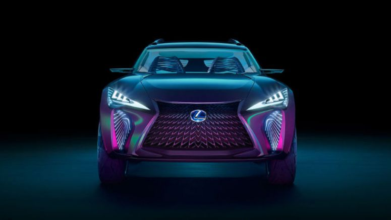 Lexus will debut the production model of the UX subcompact crossover at the Geneva Motor Show in March