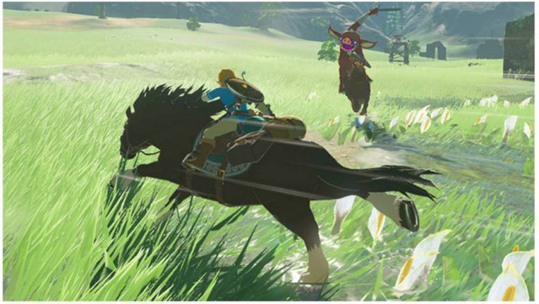 'Breath of the Wild' Is The Most Played Game On Nintendo Switch
