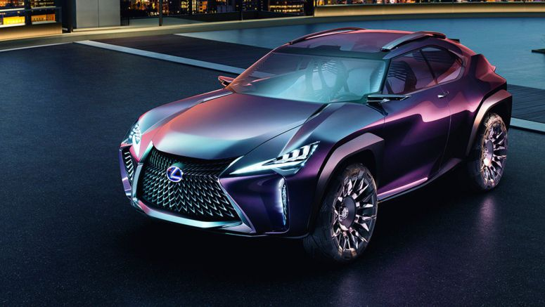 Lexus small electrified crossover taking shape, CT hatch on the outer