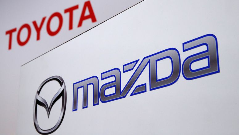Toyota, Mazda get an Alabama welcome for $1.6 billion plant