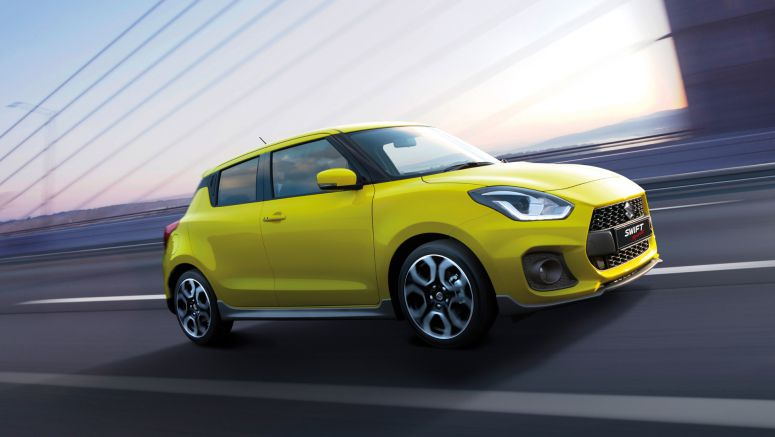 2018 Suzuki Swift Sport: Pricing and specs