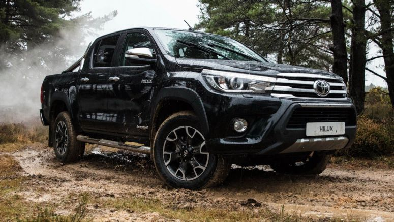 Toyota HiLux 'Invincible 50 Chrome' Celebrates 50th Anniversary