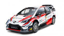 Toyota Unleashes Updated Yaris On The World Rally Championship