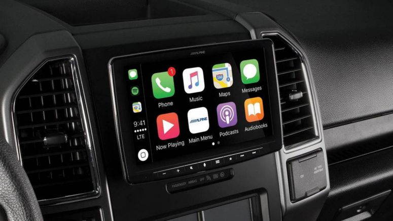 Alpine Unveils 9-inch Aftermarket CarPlay & Android Auto Head Unit