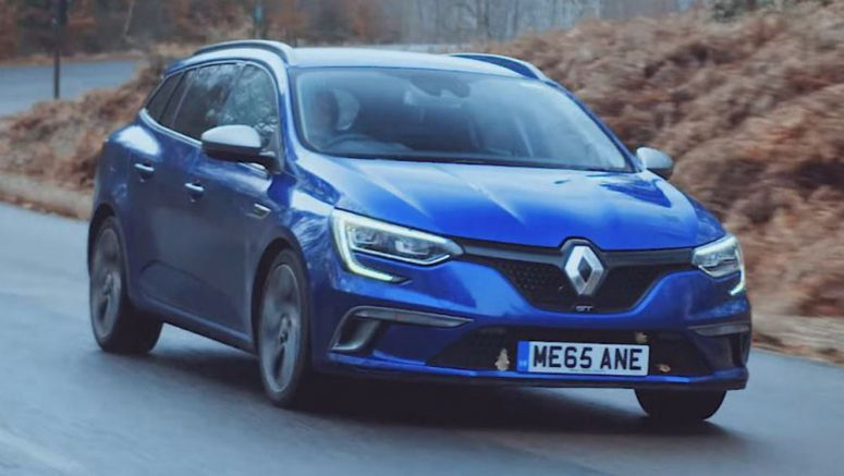 Looking For A Stylish Compact Estate? Try The Renault Megane Sport Tourer