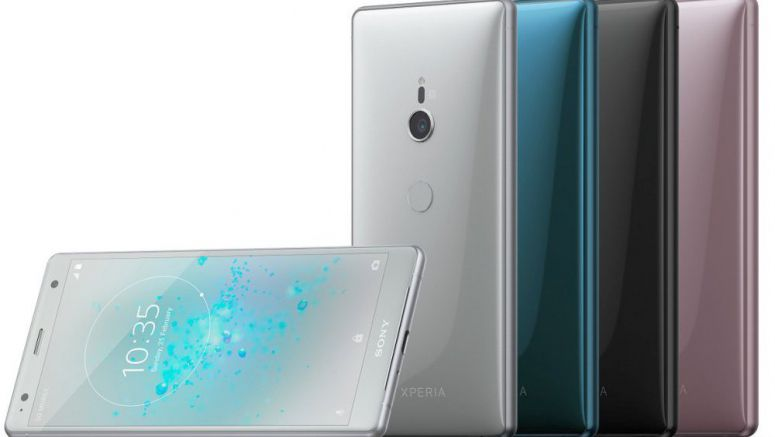 Xperia XZ2 – All four colours revealed in official renders
