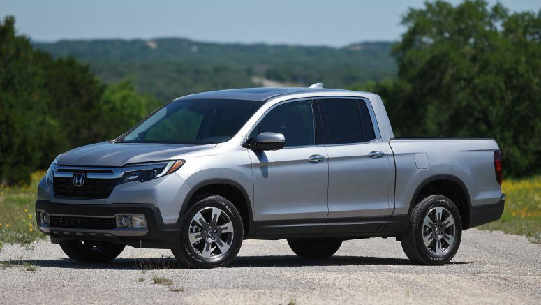 2018 Honda Ridgeline | Pocketknife pickup is up for anything