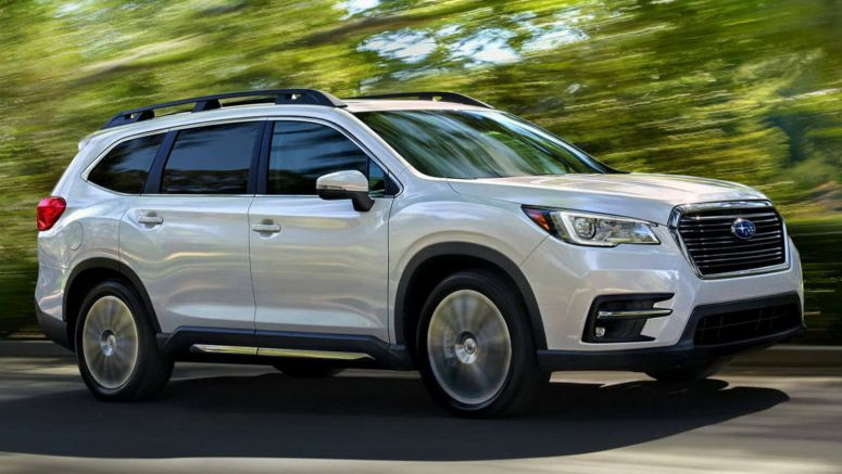 2019 Subaru Ascent 7-Seater SUV Priced From $31,995