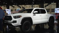 Toyota's Latest TRD Pro Models Rock The Chicago Auto Show