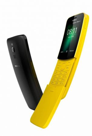 HMD Brings Back Another Nokia Classic With The Nokia 8110