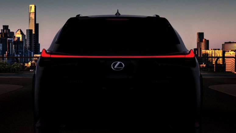 Lexus Confirms UX Reveal For Geneva With This Teaser