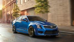 Cadillac ATS-V Vector Blue Edition Is Exclusive To Japan