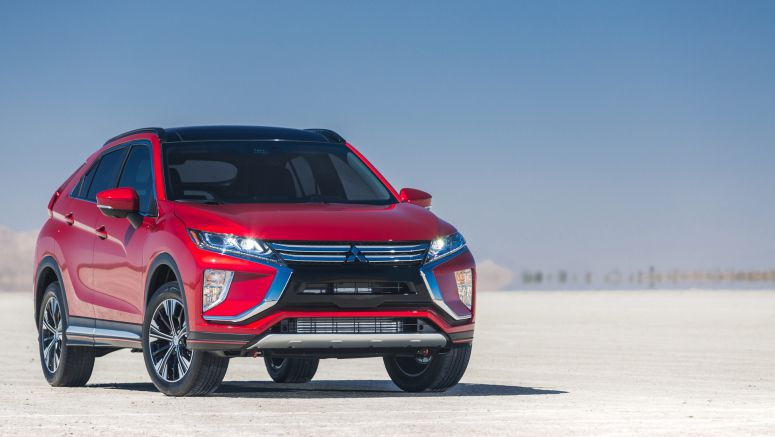 2018 Mitsubishi Eclipse Cross vs. small crossover SUVs: How they compare on paper