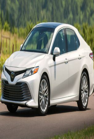 Toyota Announces New Dynamic Force Four-Cylinder Engine