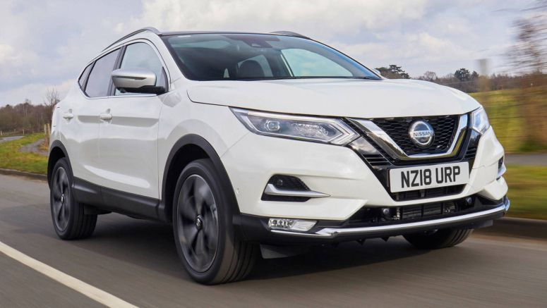 Self-Driving Nissan Qashqai Arrives In The UK Priced From £31,275