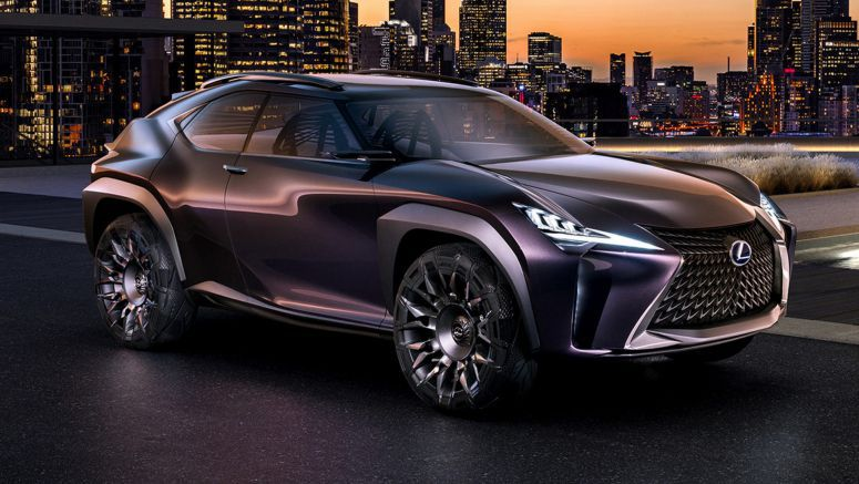 Compact Lexus UX SUV Will Not Be Produced In Europe