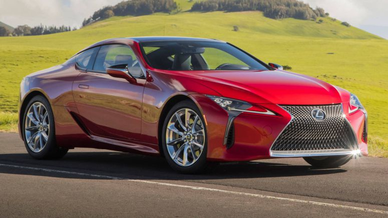 Toyota Camry, Lexus LC, RC F And GS F Recalled Over Fire Risk