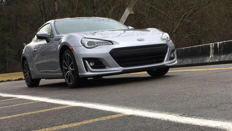 2018 Subaru BRZ Quick Spin Review | Curves required