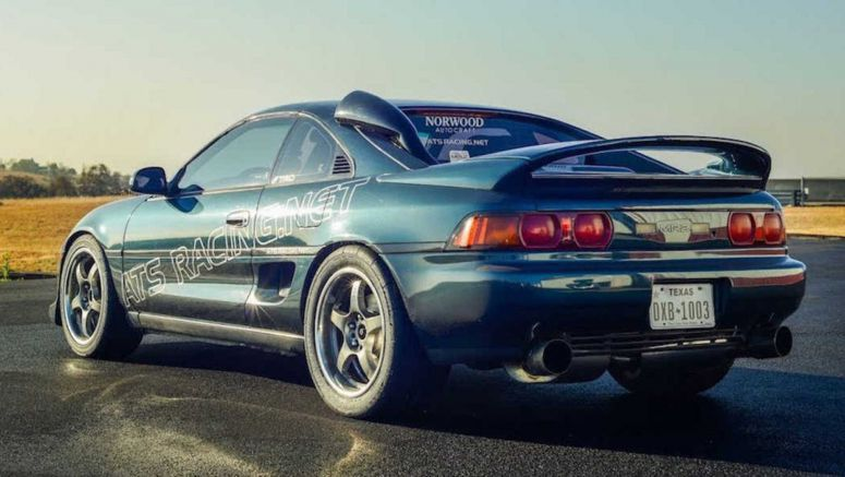 Tuning A 1991 Toyota MR2 To 850HP? Well, That Should Be Fun