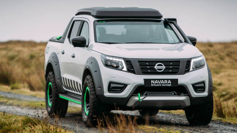 Nissan Could Launch A Sporty Navara To Rival The Ford Ranger Raptor