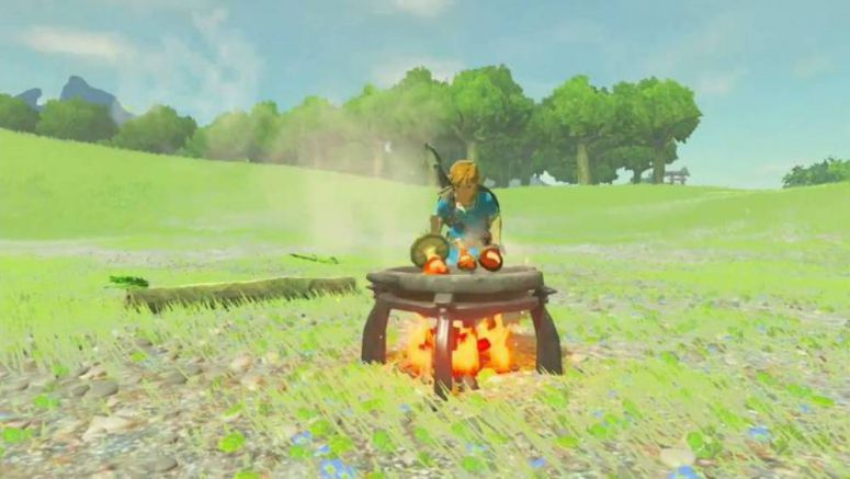 New Update Released For Zelda's 'Breath Of The Wild'