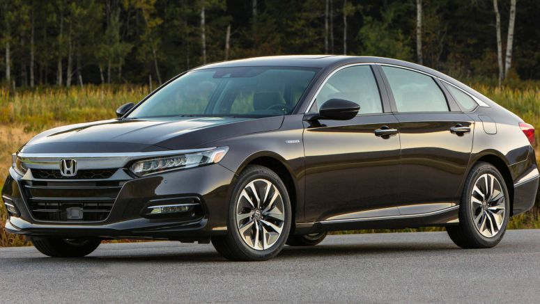 2018 Honda Accord Hybrid Officially Rated At 47 MPG Combined