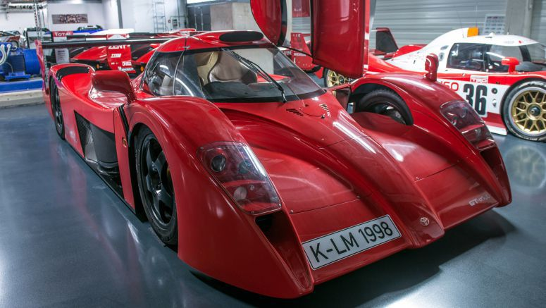 Remember The Last Time Toyota Built A Homologated Le Mans Supercar?