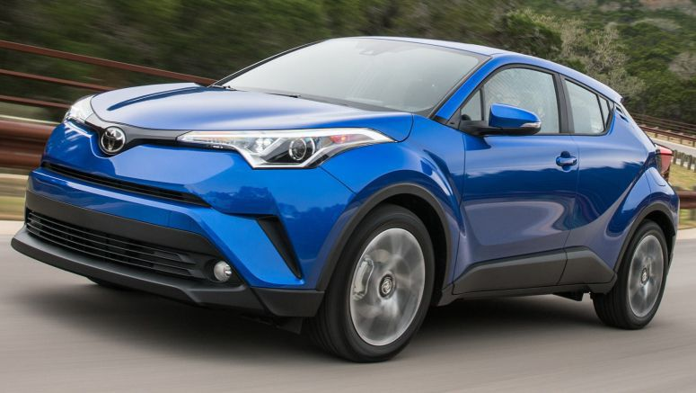 Toyota Is Selling Fewer C-HRs In The US Than Originally Expected