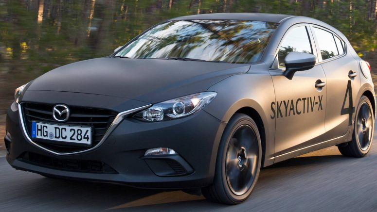 Mazda Says SkyActiv-X Engine Could Be As Eco-Friendly As EVs