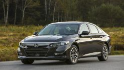 2018 Honda Accord Hybrid fuel economy revealed, slightly less than old model